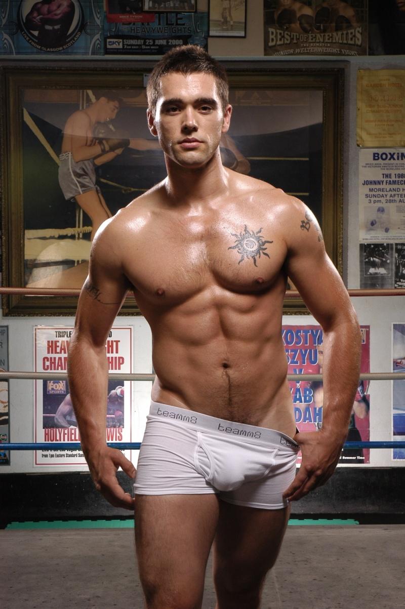 Jason Beam Tattoos Briefs  Underwear Men-7686